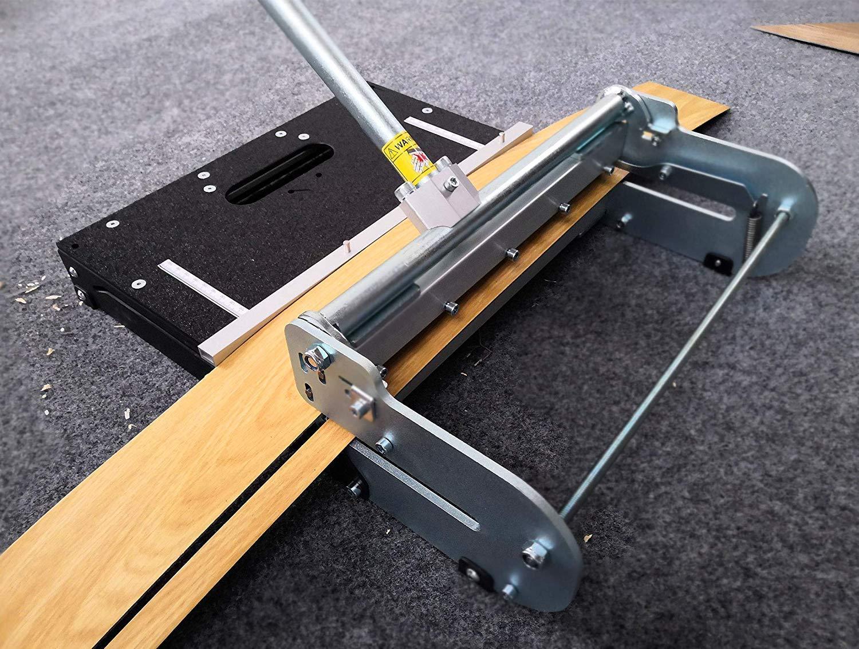 13-inch LVT/VCT/LVP/WPC/PVC/Vinyl Flooring Cutter LVT-330, Better than 12-In Vinyl Tile Cutter by MANTISTOL (Image #2)