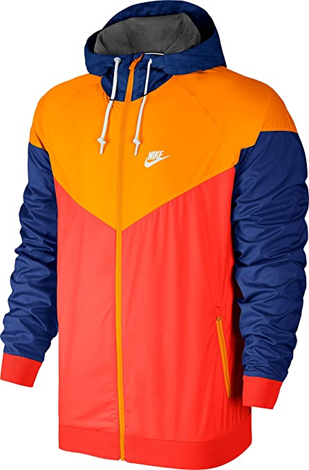 veste nike orange et rouge 2016