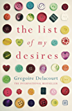 The List of my Desires (English Edition)