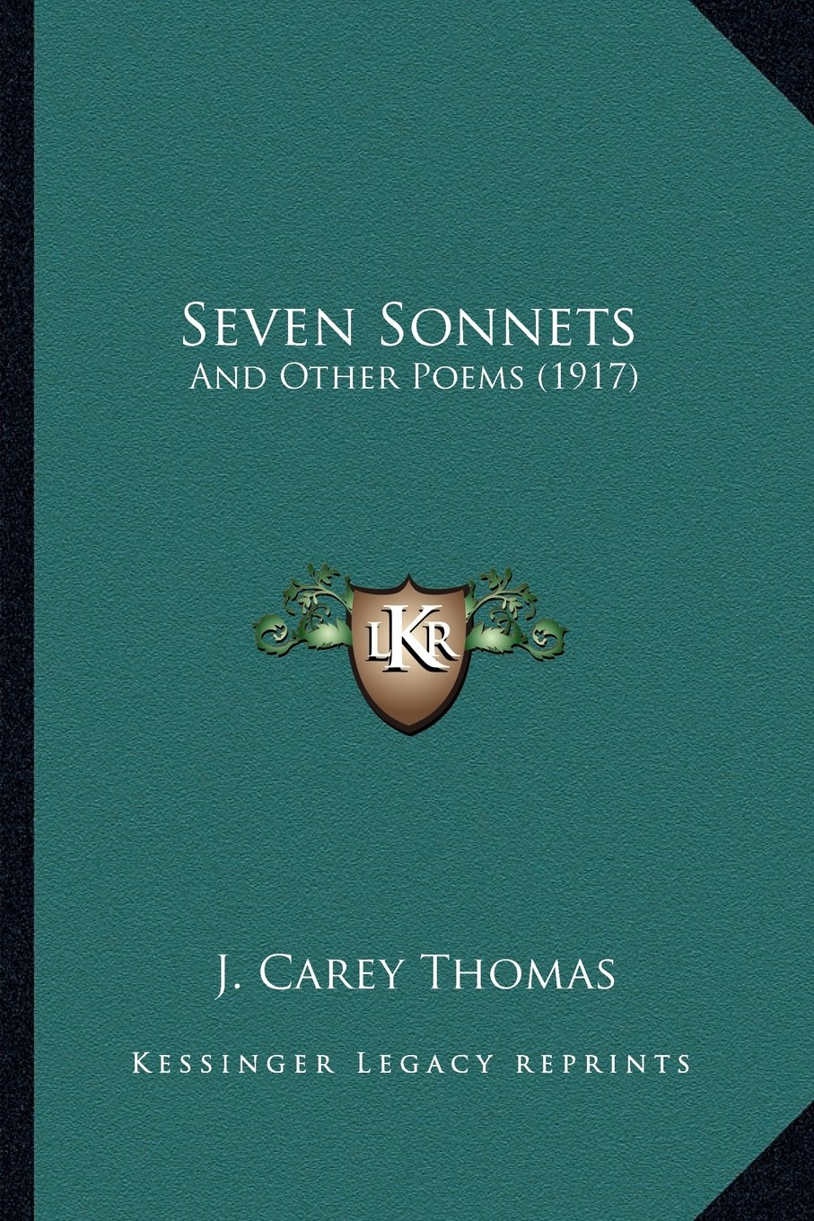 Seven Sonnets: And Other Poems (1917) pdf