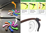 Kids Sunglasses Strap Spectacle Hooks Glass