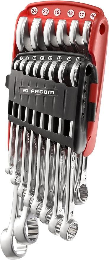 Facom pochette de 6 clés série 22