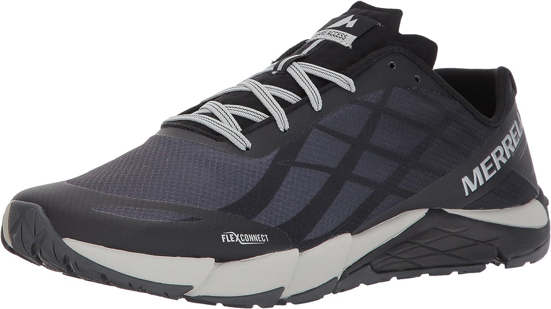 Merrell Bare Access Flex, Zapatillas de Running para Hombre, Negro ...