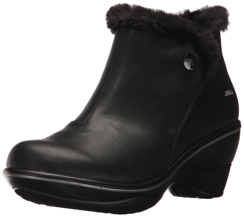 JBU by Jambu Women's Mesa Ankle Bootie B01N3D2T98 6 B(M) US|Black