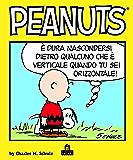 Peanuts Volume 1: È dura nascondersi dietro qualcuno che è verticale quando tu sei orizzontale.