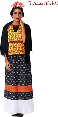 Womens Frida Kahlo Fancy Dress Costume Large: Amazon.es: Juguetes ...