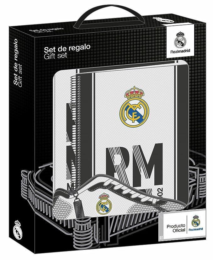 Safta Real Madrid - Set con 1 bloc de tapa dura b5259958bbf46
