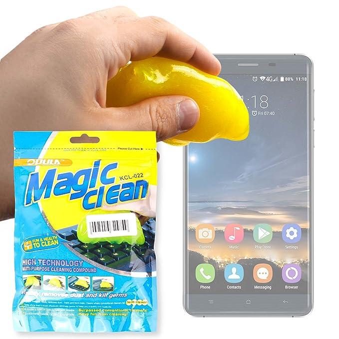 DURAGADGET Gel Limpiador para Smatphone Hisense C30 Rock Lite/Onix ...