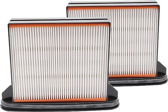 vhbw 2x filtro de aspirador para Spit AC1600, AC1625, AC1630P ...