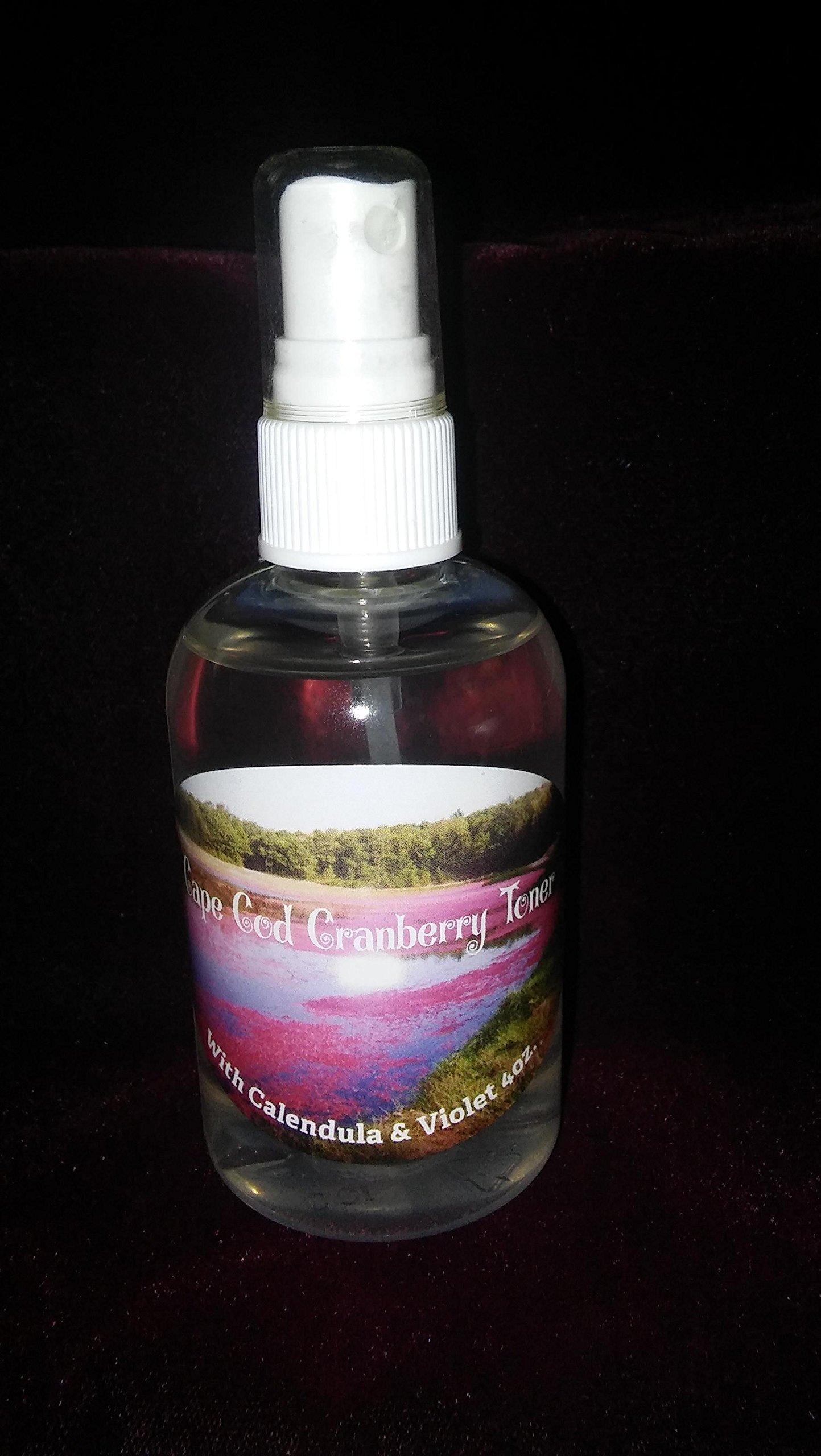 Enhanced Cape Cod Cranberry Toner