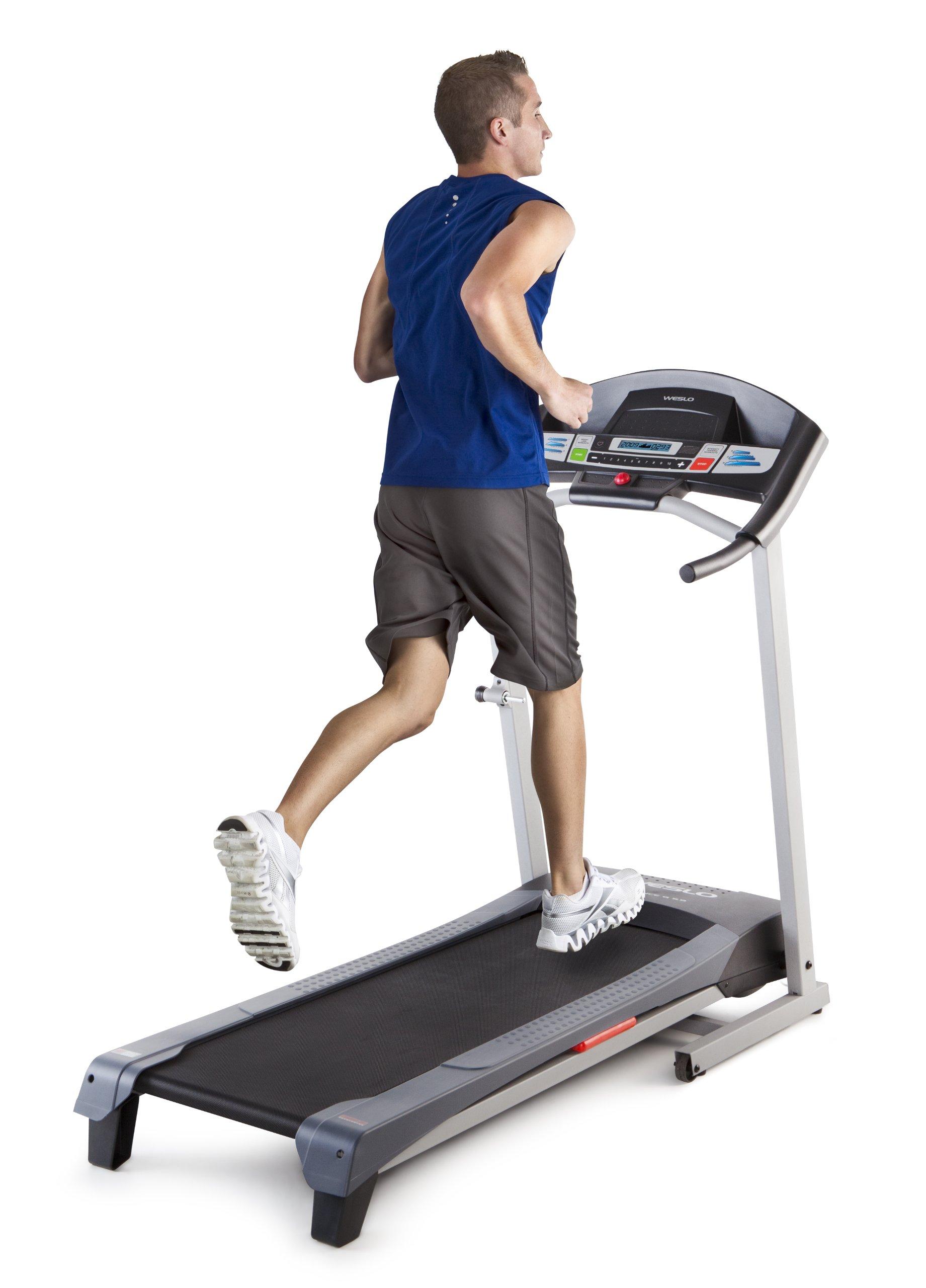 Weslo Cadence G 5.9 Treadmill Series