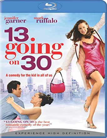 13 Going on 30 2004 BluRay 720p 750MB Dual Audio ( Hindi – English ) ESubs MKV
