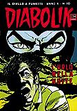 DIABOLIK (190): L'urlo della notte (Italian Edition)