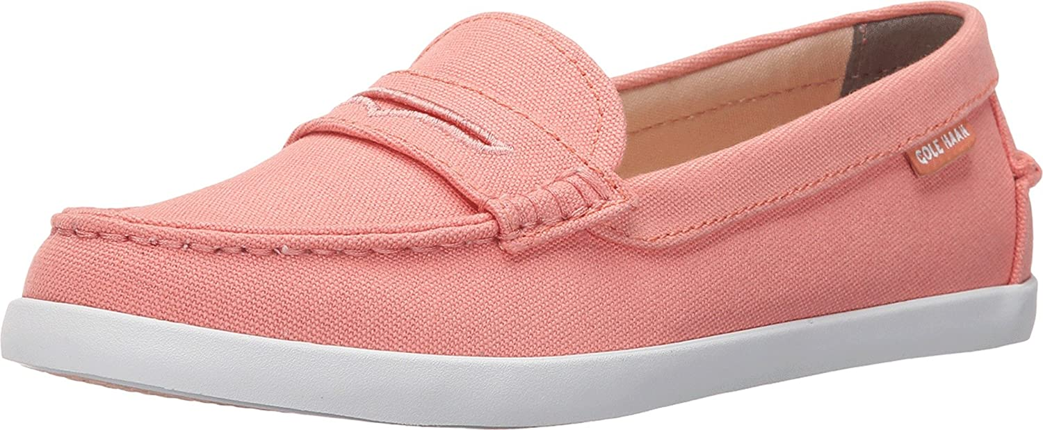 Womens Shoes Cole Haan Pinch Weekender Coral Haze Canvas