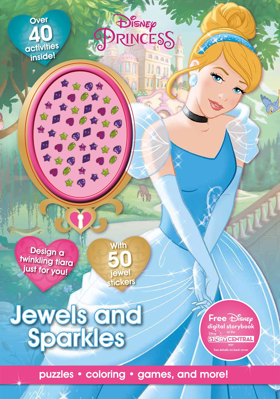 Download Disney Princess Jewels Sparkles ebook