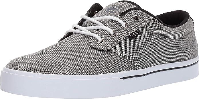Etnies Jameson 2 Eco Sneakers Skateboardschuhe Ash Grau/Weiß