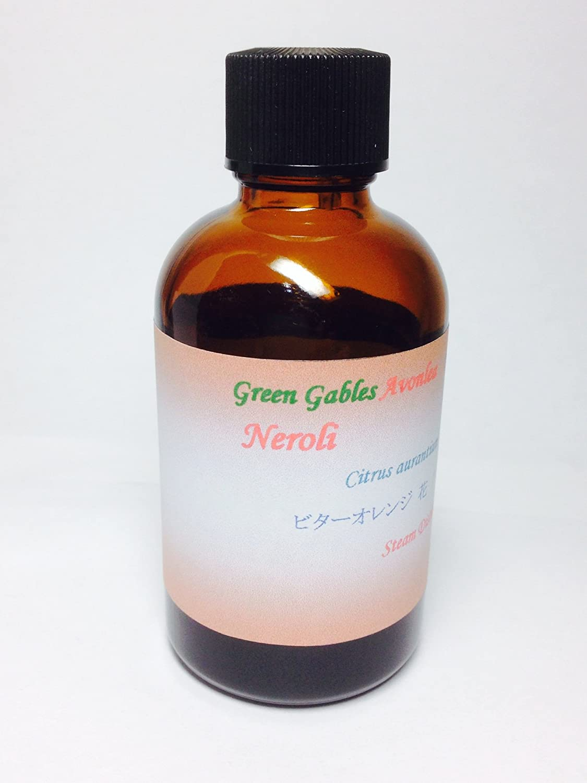 ネロリ ( ビターオレンジ花 の 精油 ) 100% ピュア エッセンシャル オイル 100ml B00HBRYJN4