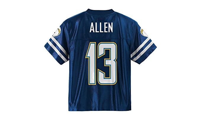 super popular 7dc65 0ac5e Keenan Allen Los Angeles Chargers Navy Blue Player Jersey Youth