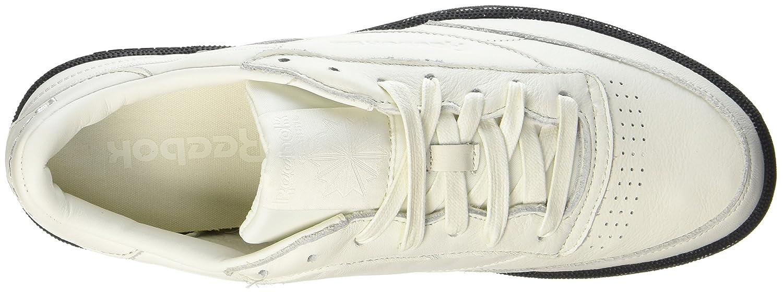m. / mme reebok hommes club & eacute; le club hommes de gymnastique de chaussures c 85 du règlement la liste des nouveaux produits ww8381 prix explosions 5d9044
