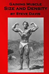 Gaining Muscle Size and Density Kindle Edition