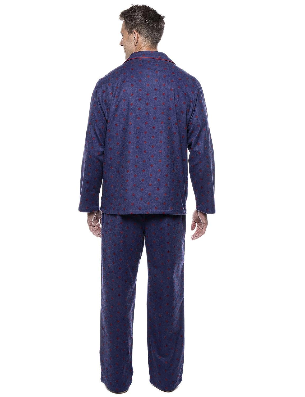 6288b5fa79 Noble Mount Twin Boat Men s 100% Cotton Flannel Pajama Set at Amazon Men s  Clothing store