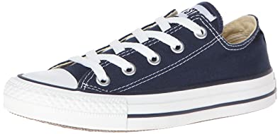 81f07c15b682 Converse Unisex Chuck Taylor All Star Low Top Blue Sneakers - 37 EU