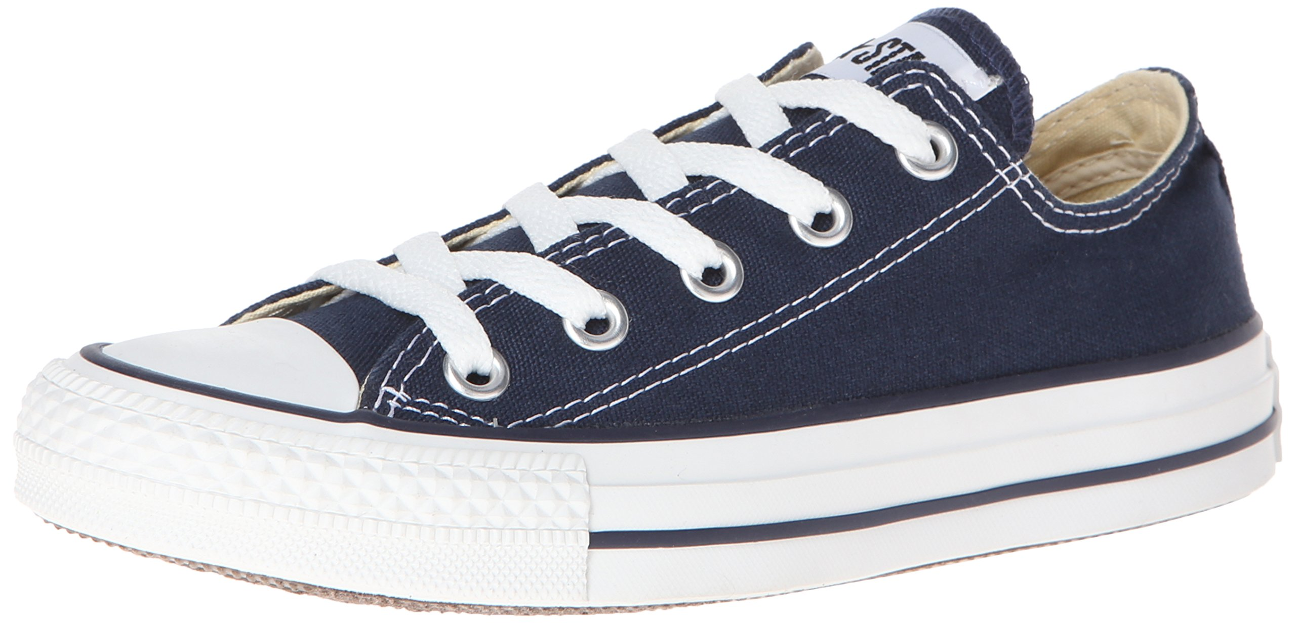 Converse Unisex Chuck Taylor All Star Low Top Navy Sneakers - 11 B(M) US Women / 9 D(M) US Men