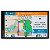 Garmin DriveSmart 61LMT-D 6.95 Inch Sat Nav with Lifetime Map Updates for UK, Ireland and Full Europe, Digital Traffic and Built-In Wi-Fi, Black