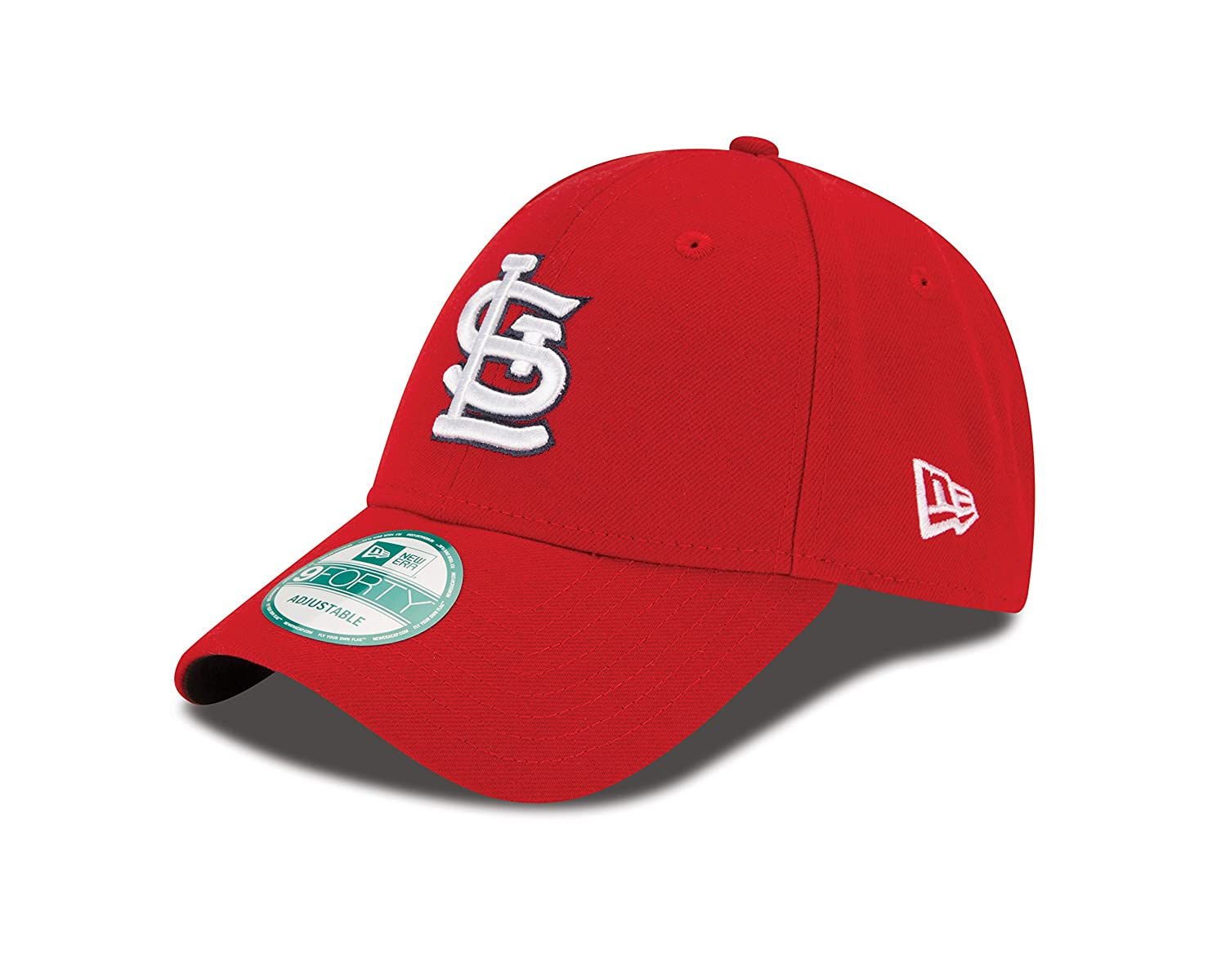 410969293fd Amazon.com   MLB The League St. Louis Cardinals Game 9Forty Adjustable Cap    Sports   Outdoors