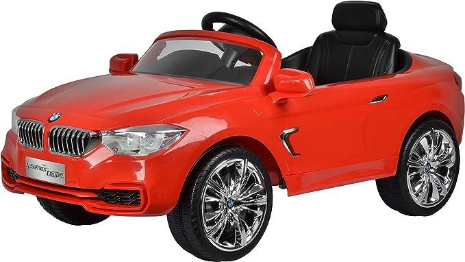 Amazon.com: BRC Toys BMW Serie 4 12 V Ride On, talla única ...