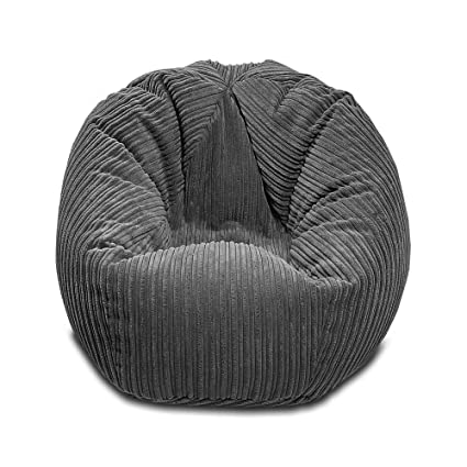 Phenomenal Gilda Kids Beanbag Childrens Classic Soft Comfy Jumbo Corduroy Bean Chair Filled With Virgin Beans Beautiful Bed Living Room Accessory Ideal Frankydiablos Diy Chair Ideas Frankydiabloscom