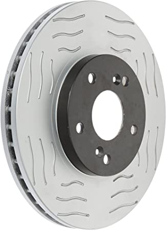 ACDelco 18A927SD Specialty Performance Front Disc Brake Rotor Assembly for Severe Duty