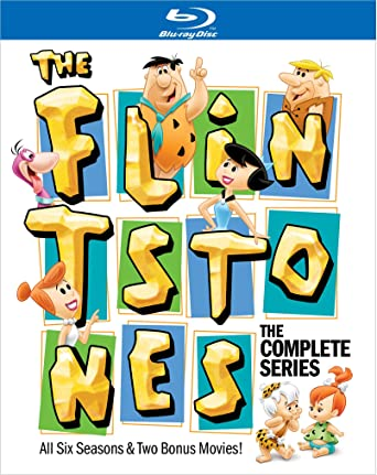 Poster. The Flintstones: The Complete Series
