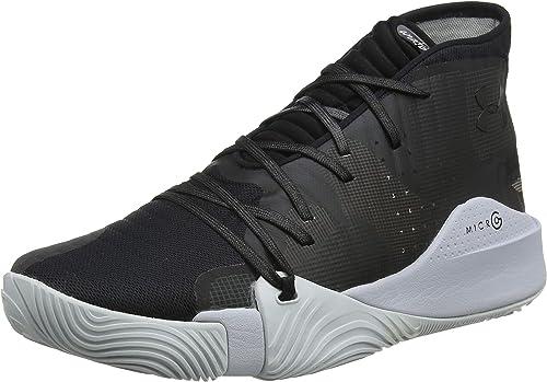 Under Armour Anatomix Spawn Mid, Zapatos de Baloncesto para Hombre ...