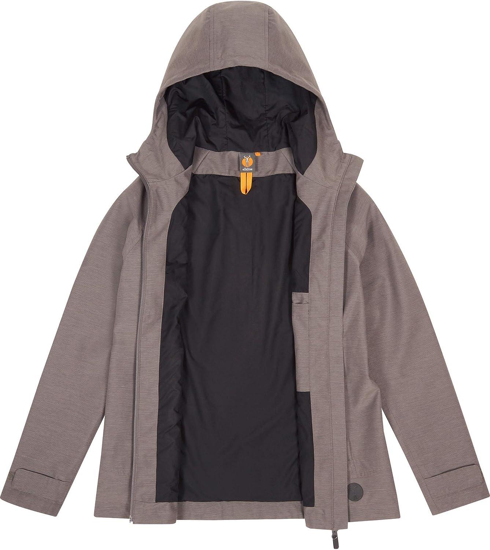 Elkline Singingintherain Rain Jacket Jacket Jacket damen Anthra 2019 Funktionsjacke B07NBV7J8M - Qualitätskönigin 2a7409