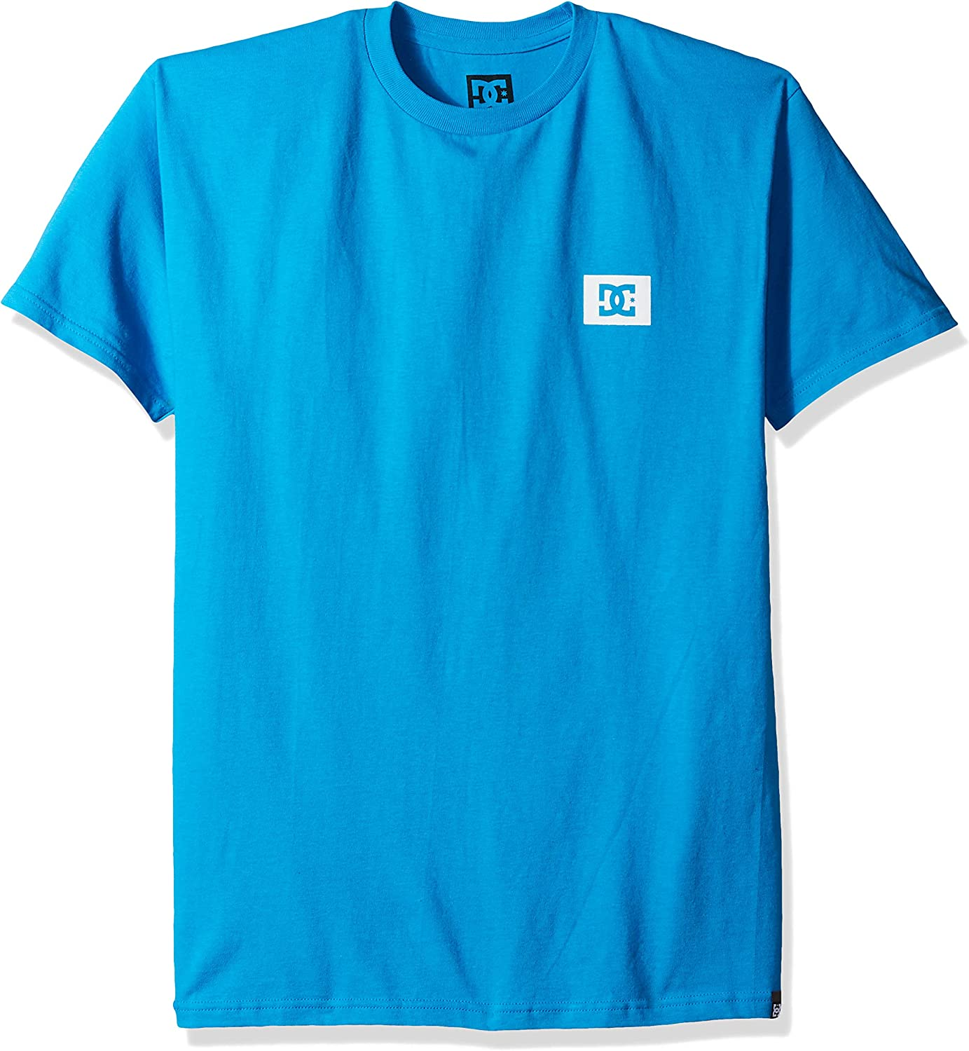 DC Shoes Mens Stage Box Short Sleeve 2 T-Shirt