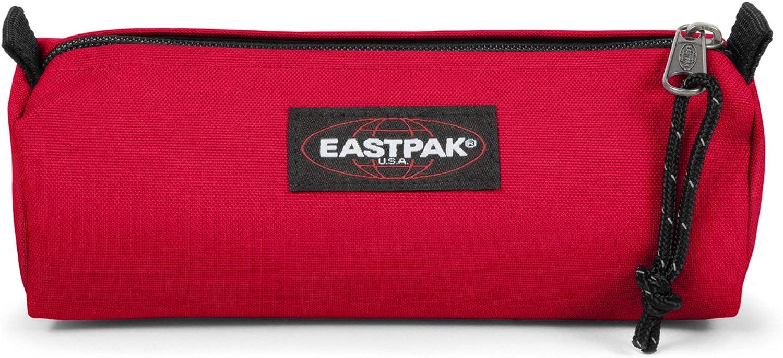 Eastpak Benchmark Single Estuche, 21 cm, Rojo (Sailor Red)