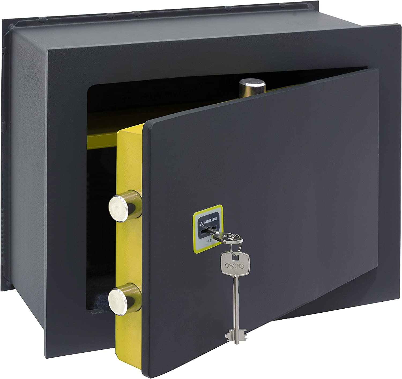 Domus DI/4 - Caja fuerte empotrable, 10 Mm: Amazon.es: Bricolaje y ...