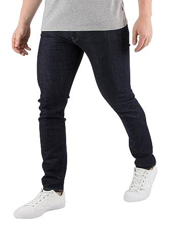 39359f2d Levi's Men's 519 Extreme Skinny Fit Jeans, Blue: Amazon.co.uk: Clothing