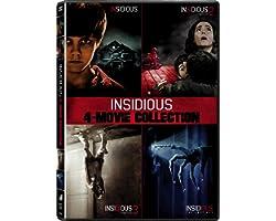 Insidious / Insidious: Chapter 2 / Insidious: Chapter 3 / Insidious: The Last Key