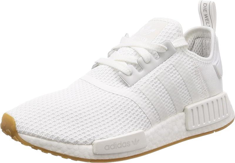 adidas NMD Sneakers Laufschuhe Herren Weiß