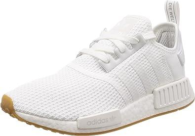 adidas Men's Gymnastics Shoes, White FTWR White FTWR White Gum 3, 9.5
