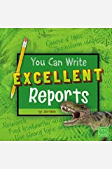 You Can Write Excellent Reports Kindle Edition