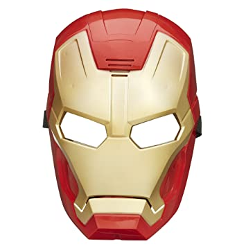 Marvel Avengers Age Of Ultron Electronic Voice Changer Ultron Mask NEW!