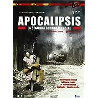 Apocalipsis: La Segunda Guerra Mundial [DVD]