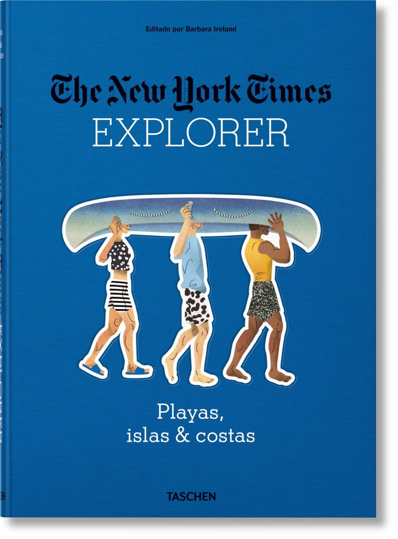 NYT Explorer. Playas, islas & costas por Barbara Ireland