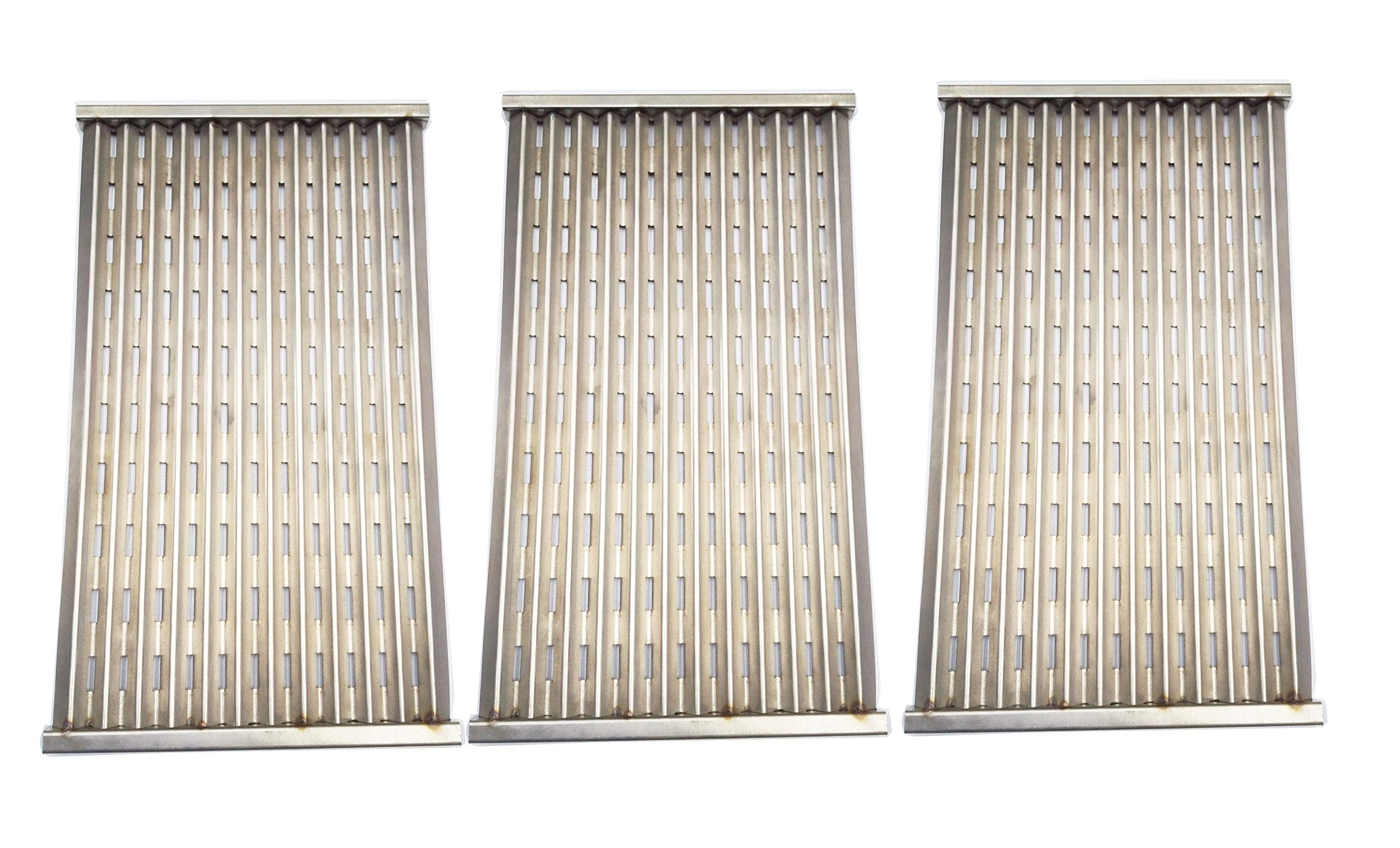 Zljiont 3 Pack Stainless Steel Cooking Grid for Charbroil 463242715, 463242716, 463276016, 466242715, 466242815
