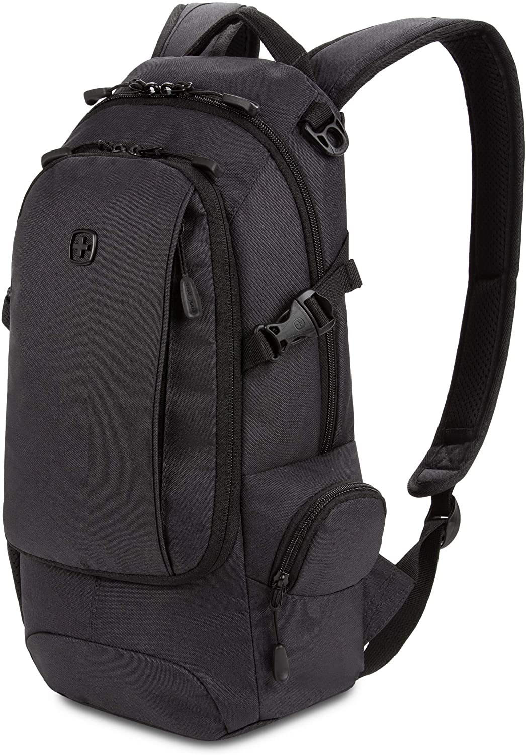 SWISSGEAR 3598 Backpack | Narrow Daypack | Ideal for Commuting and School