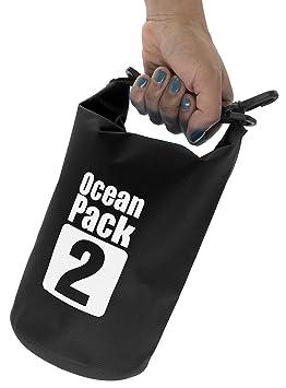 MyGadget Bolsa Seca  Dry Bag  Bolsa estanca 2L  Amazon.es  Electrónica 485dd67ea48