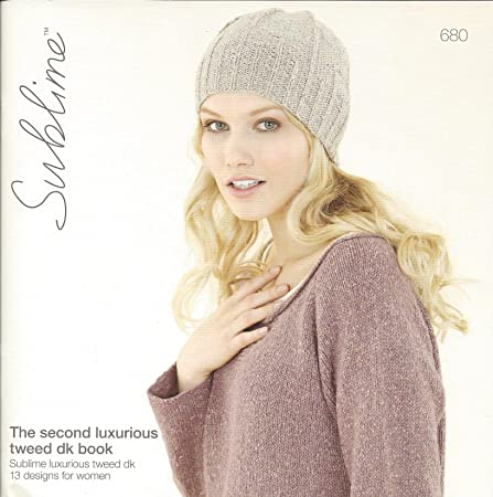 Sirdarsublime Knitting Pattern Book 680 The Second Luxurious